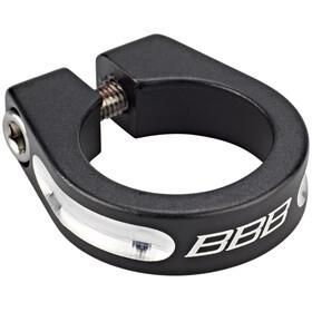 BBB BSP-80 The Strangler-istuinkannattimen kiristin Satulatolpan kiristin , musta